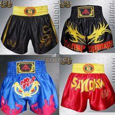 2016 New Upgrade Mens MMA Muay thai shorts/ Boxing shorts/Sanda Shorts/Combat Pants Shorts Multiple Style Boxeo Wholesale #Affiliate