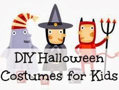 omg, the octopus, totally doing that  8 DIY Halloween Costumes for Kids. #halloween #costumes #diy #kids