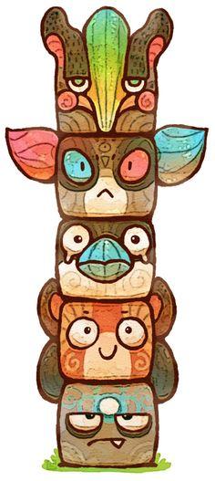 o_o Totem by Cavea
