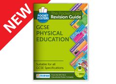 Our Physical Education revision guide is the perfect learning resource for GCSE PE students. The PE Pocket Poster contains concise information, clear language and engaging images to improve understanding for all. Gcse Pe, Gcse Revision, Revision Guides, Smart Targets, Interactive Board, Muscular Endurance, Muscular System, Progress Report