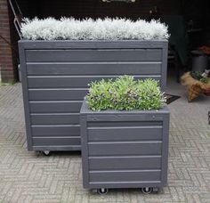 Verrijdbare Plantenbakken Voor Buiten.Keukenkasten Organiseren Verrijdbare Plantenbak Buiten
