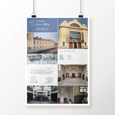 Sazba výstavních posterů Desktop Screenshot, Photoshop, Culture, Graphic Design, Studio, Photography, Photograph, Fotografie, Study
