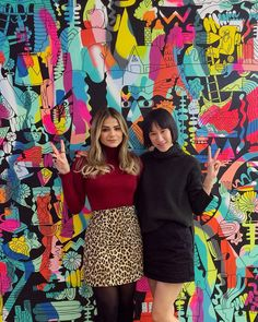"""Such a fun way to start the day with @evachen212 at the #facebook office! ✌️ 