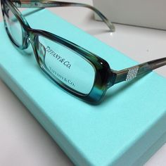 4de0c5178007 Tiffany Co. Eyeglasses and Sunglasses. This is TF 2070b color 8124 ocean  Designer Optics