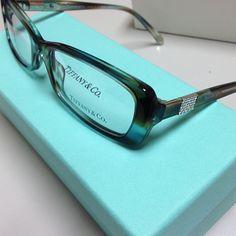 239ec3372a9 TF 2070b color 8124 ocean. Designer OpticsTiffany EyeglassesFunky ...