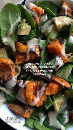 Healthy Meal Prep, Healthy Snacks, Healthy Eating, Healthy Weight, Vegetarian Recipes, Cooking Recipes, Healthy Recipes, Food Goals, Aesthetic Food