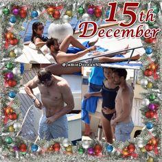 Calendar 2018, Baby Bumps, Amalfi Coast, Jamie Dornan, Get Over It, Amelia, Advent Calendar, Dip, Italy