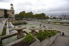 Magic Fountain of Montjuïc, Barcelona   Flickr - Photo Sharing!