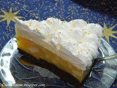 RECEPTY Z MOJEJ KUCHYNE A ZÁHRADY: Jablková torta s krémom z mascarpone a vaječného likéru
