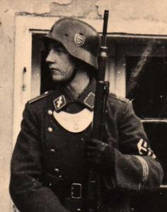 """The official German designation is """"Ringkragen"""" (ring collar). The soldier in the pic belongs to the SA-Standarte """"Feldherrnhalle"""