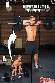 Vyrýsovat na léto Váš trénink musí být kombinací těžkých vah, vysokého počtu sérií a vysoké intenzity, která spálí nadbytečné kalorie. Tohle přesně tento program poskytuje – útok na problém z každého úhlu. Každý cvik v této kombinaci bodybuildingu a crossfitu je vykalkulován k tomu, aby vyvolal vytoužený účinek – ztrátu tělesného tuku bez úbytku svalů.