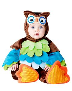 Infant Toddler What A Hoot Owl Costume | Infant/Toddler Costumes Animals Halloween Costumes