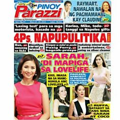 Pinoy Parazzi Vol 7 Issue 63 May 19 – 20, 2014 http://www.pinoyparazzi.com/pinoy-parazzi-vol-7-issue-63-may-19-20-2014/