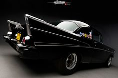1957 CHEVY | SUBTLE AND MUSCLE CAR ...