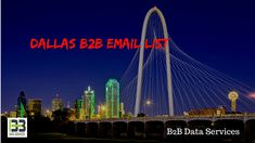 Best Dallas B2B Email List | B2B Data Services we provide Dallas B2B Email List remembering the present market situations, socioeconomics, firmographics, client buy designs, geopolitics, item mobility and different parameters. Moreover, these focused on organizations can get just the emails that are significant to them. #best #dallas #b2b #email #mailing #list