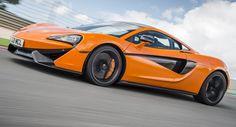 McLaren 570S And 570GT Grace The 2016 Bologna Motor Show