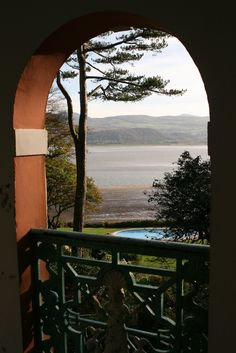 portmeirion, north wales