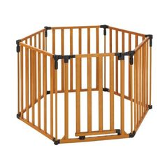 North States Superyard 3 in 1 Wood Gate | Best Buy Baby Products Store