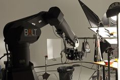 **MRMC Update** High Speed Solutions from Mark Roberts Motion Control. FEAT: Bolt High Speed Cinebot