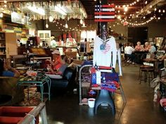 The Corner Nook is a coffee and gift shop that has a huge variety of handmade and boutique style gifts to purchase. We offer hot drinks to include regular coffee, mochas, lattes, steamers (and more) and cold drinks to include smoothies and a variety of frozen and iced drinks for both the coffee and non-coffee lover. While you enjoy your drink, shop around and check out the hundreds of unique handmade items for sale made by local artisans or simply sit and enjoy the cozy atmosphere.