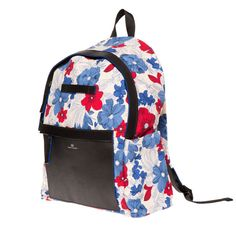 Love this Floral No 5 backpack from Proper Assembly, which also helps support entrepreneurs in developing countries