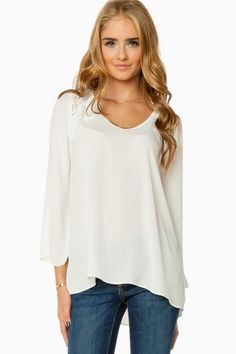Light and airy blouse
