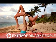 Here's the AcroYoga Marriage Proposal Everyone's Talking About (VIDEO)