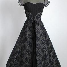 Hemlock Vintage Clothing ~ 1940's & 50's Dresses