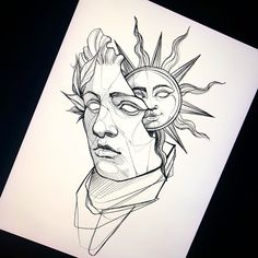 learn to sketch Dark Art Drawings, Pencil Art Drawings, Art Drawings Sketches, Tattoo Sketches, Cool Drawings, Tattoo Drawings, Learn To Sketch, Posca Art, Ap Art