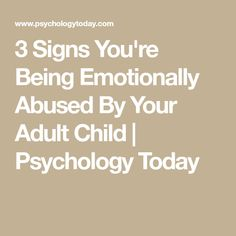 Is unfairly assumed guilt blinding you from seeing how an emotionally abusive adult child treats you? Narcissistic Children, Narcissistic Behavior, Adult Children Quotes, Quotes For Kids, Verbal Abuse, Emotional Abuse, Hurting Heart Quotes, Disrespectful Kids, Addiction Quotes