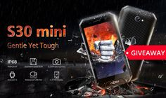 Gizmochina along with Nomu Official is conducting a Nomu S30 mini rugged phone as Giveaway gift to one of our lucky readers. Like always, you just have to follow the...