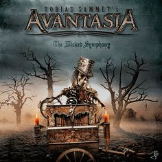 Tobias Sammet's AVANTASIA - The Wicked Symphony - 2010