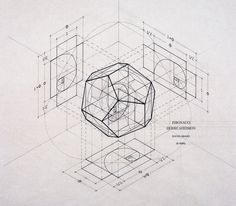 Fibonacci Dodecahedron – The Colossal Shop