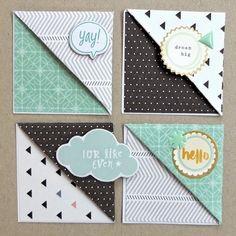 Origami for Everyone – From Beginner to Advanced – DIY Fan Creative Bookmarks, Diy Bookmarks, Corner Bookmarks, Bookmark Craft, Origami Bookmark, Origami Frog, Origami Easy, Origami Design, Diy Paper