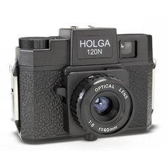 Holga 120n Camera | Four Corner Store : Purveyors of Fine Photographic & Analog Goods