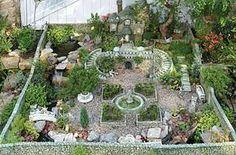 Miniature Fairy Garden Supplies--lots   of good ideas to  copy