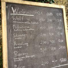 Weine beim BBQ - Weingut Wein von 3 in Franken. #frankenwein #weinvon3