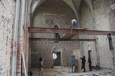 Opname in klooster te Bunde
