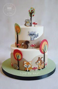 Fondant Garden Cake Fondant Pond Cake Fondant Lilly Pad