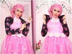 hijab feminin romantic