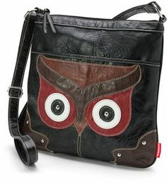 Unionbay Handbags At Kohl S Our Entire Selection Of Including This Owl Crossbody Bag