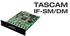 IF-SM/DM - Surround Monitoring Expansion Card for the DM-3200