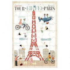decovry.com - Londji | Eiffeltoren Puzzel