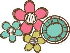 Resultado de imagen para flower doodle