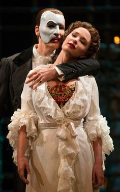 Phantom of the Opera - 25th Anniversary Cast - Sierra Boggess and Hugh Panaro. This is on Netflix streaming. I'm not huge on musicals but the beautiful songs and story make this one really good.