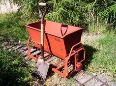 Narrow Gauge Garden Railroad!
