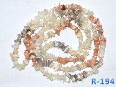 Uncut Rich Color Gemstone Beads