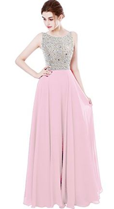 971b5de2fab BaronHong Women s Floral Embroidered Tulle Prom Maxi Dress With Cami Dress 3  4 Sleeves(Three-Quarters-Sleeves