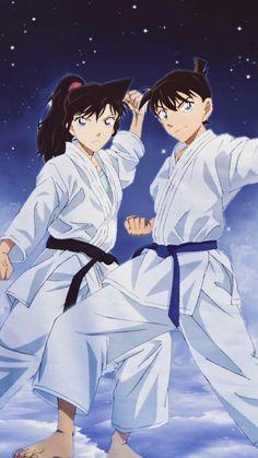 Detective Conan Shinichi, Manga Detective Conan, Ran And Shinichi, Kudo Shinichi, Conan Movie, Detektif Conan, Anime Demon, Manga Anime, Kaito Kid