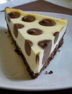 Polka Dot Cheesecake Recipe | my719moms.com